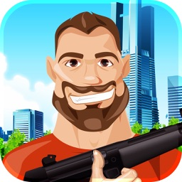 Black Shooting Ops - Third Person Shooter: Collect Weapons, Drive Autos & Vehicles