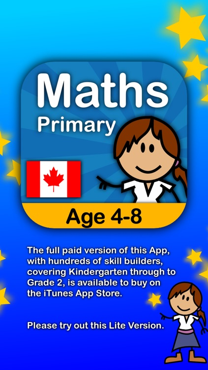 Maths Skill Builders - Primary - Canada - Lite screenshot-4