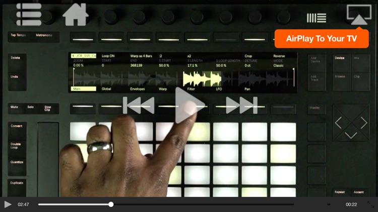 Intro Course For Push 2 screenshot-4