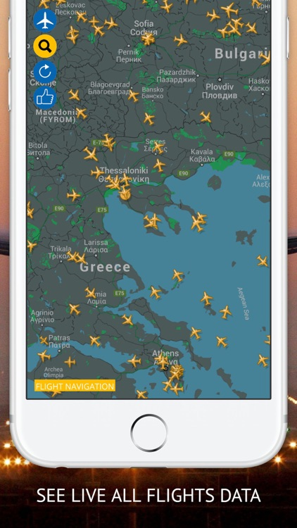 Flight Navigation Pro : Live Flight Tracking & Status