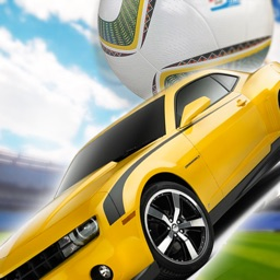 Rocket Soccer 3D: Play Football with Car