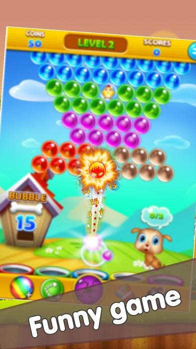 Bubble Pop Rescue 2016 screenshot one