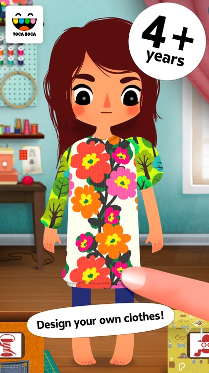 Toca Tailor screenshot-0