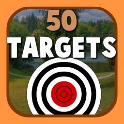 50 Targets Shooting Challenge