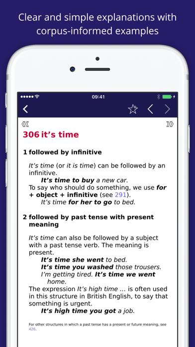 Practical English Usageスクリーンショット