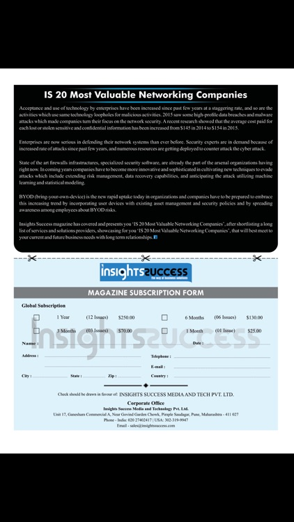 Insights Success screenshot-3