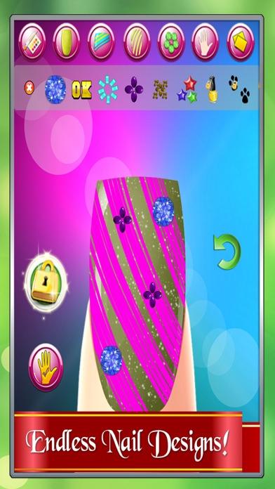 mejor salón de belleza juego de adolescentes juegos divertidos para niñasCaptura de pantalla de2