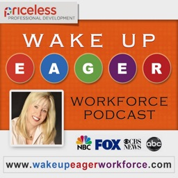 Wake Up Eager Workforce by Suzie Price, Priceless Professional Development
