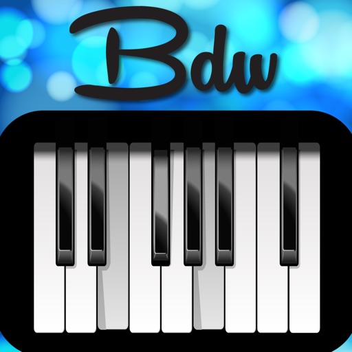 Piano Free with Songs app logo