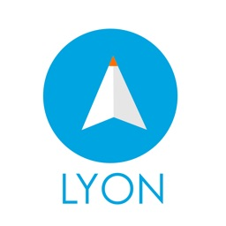 Lyon, France guide, Pilot - Completely supported offline use, Insanely simple