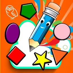 shape puzzle educational learning
