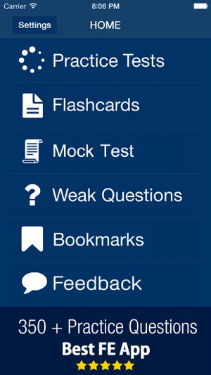 FE Practice Exam Prep 2018 on the App Store