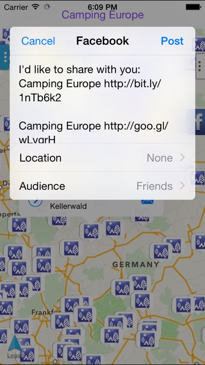 Camping Europe screenshot-2