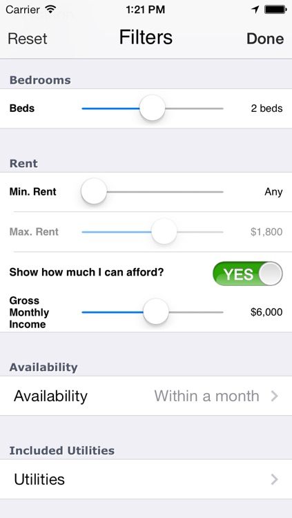 Globe — Apartments for Rent