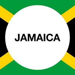 Jamaica Trip Planner, Travel Guide & Offline City Map for Kingston, Montego Bay or Negril