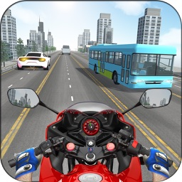 Racing In Moto