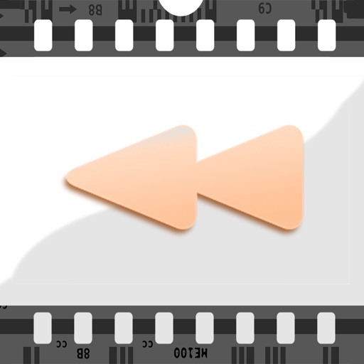 Video Reverse Pro - Rewind, backward movie editor for vine & instagram