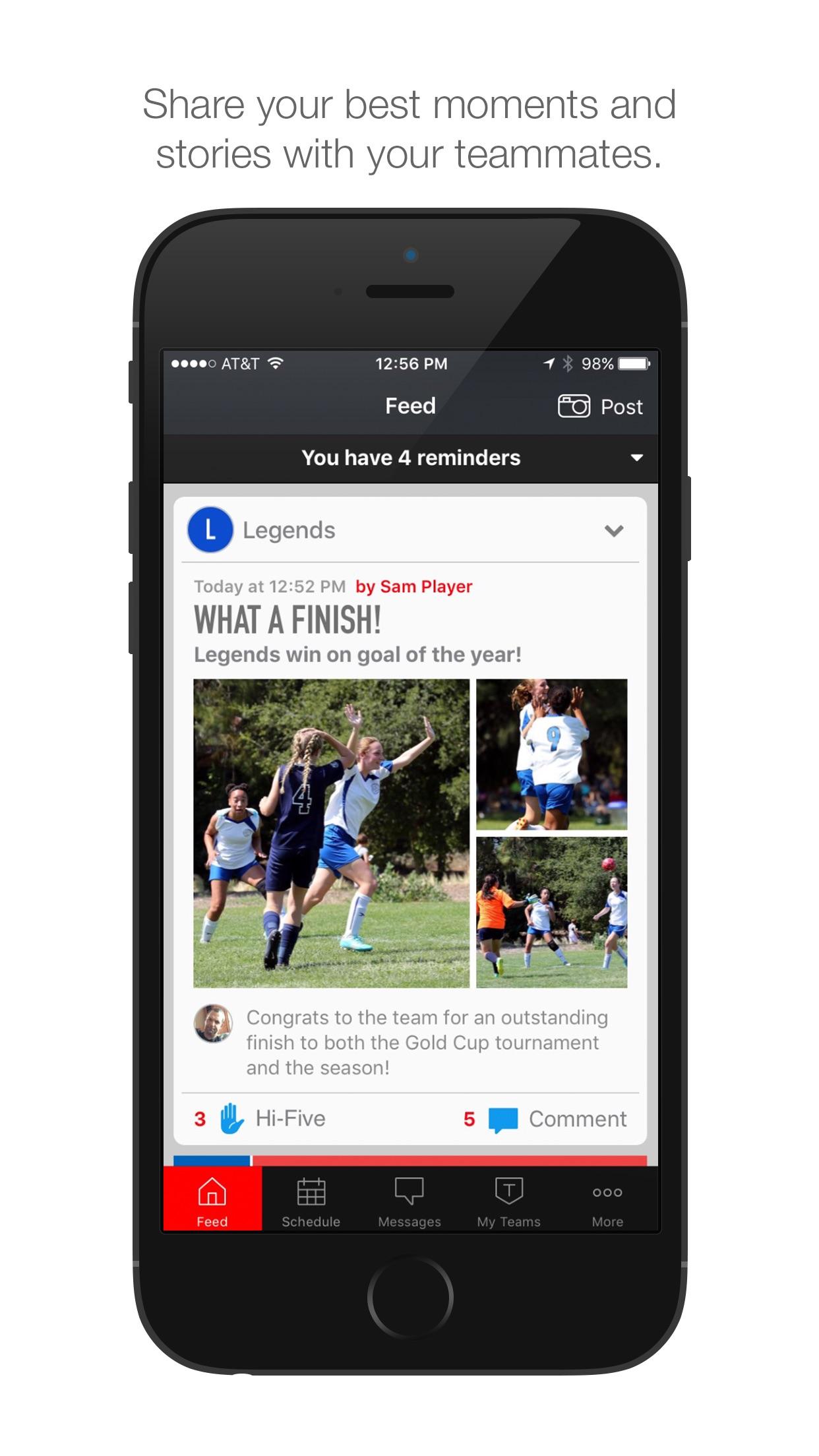 Sports Illustrated Play Screenshot
