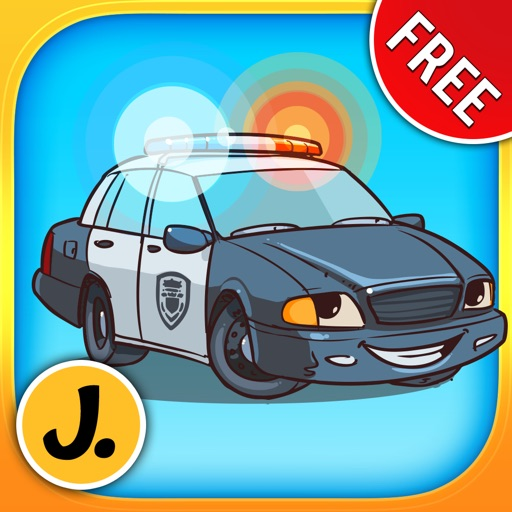 Cars, Trucks and other Vehicles 2 : puzzle game for little boys and preschool kids : Free