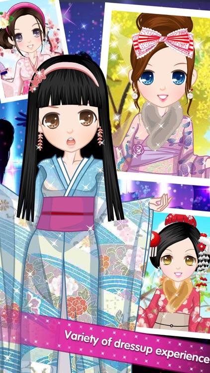 Cute Elf Doll's New Kimono