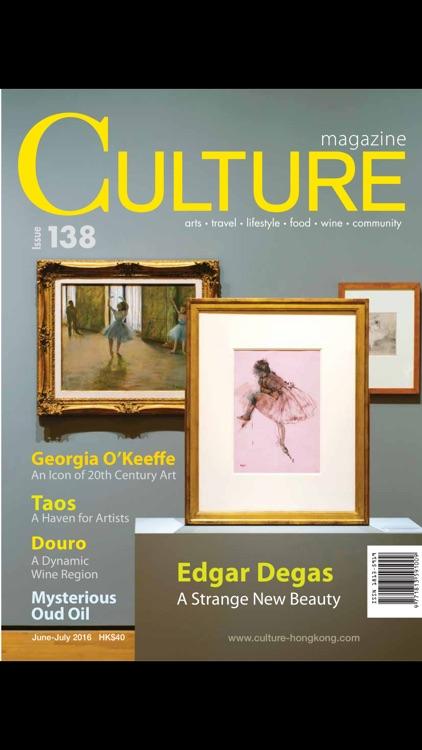 CULTURE Magazine