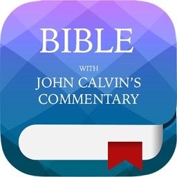 John Calvin's Commentary on the Bible with KJV bible