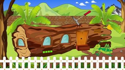 Grasshopper House Escape