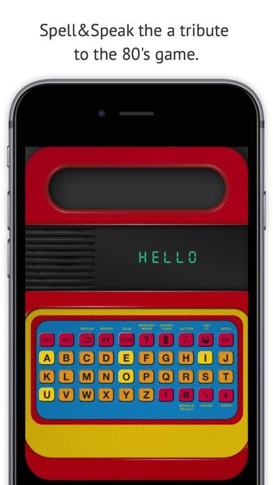 Spell&Speak Screenshot