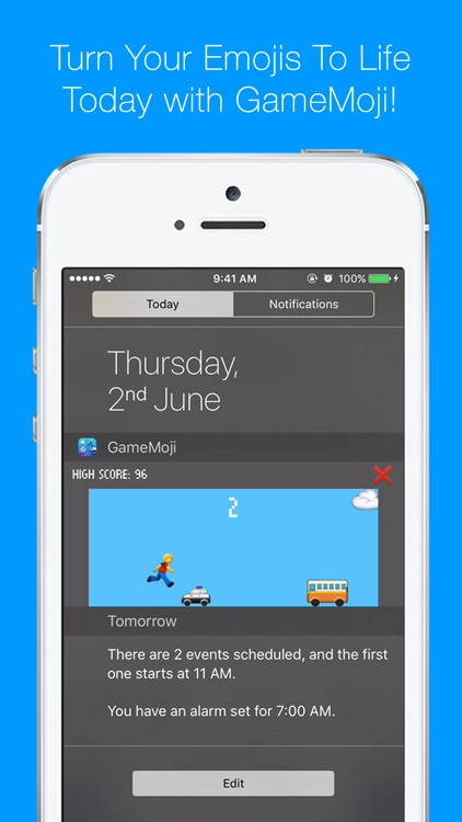 5-in-1 Emoji Widget Games - GameMoji screenshot-3