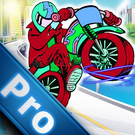 A Powerful Motorcycle On The Road PRO - Fast Motorcycles Games