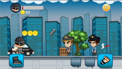 robber vs cops run adventure games-0
