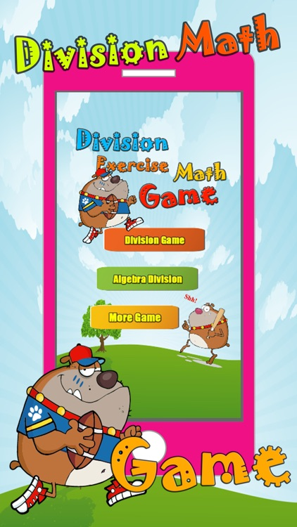 Learning Math Division Quiz Games For Kids