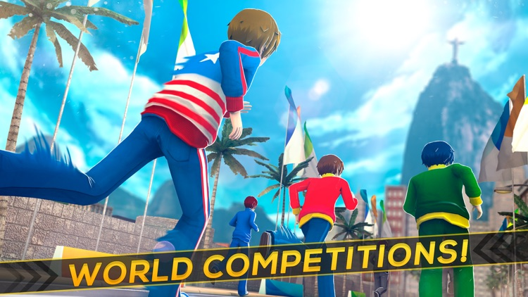 Summer Athletics 3D   Sports Track Running Games For Free