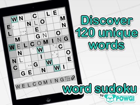 word sudoku by powgi app price drops