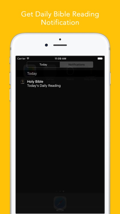 Daily Bible: Easy to read, Simple, offline, free Bible Book in English for daily bible inspirational readings