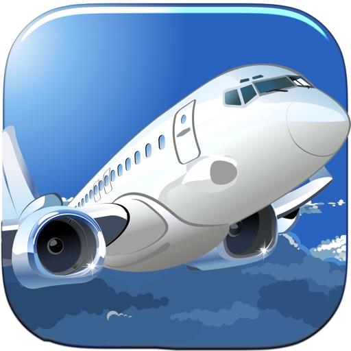 Удивительно, Самолет И Парковка Сага - играть в новую игру вождения самолета