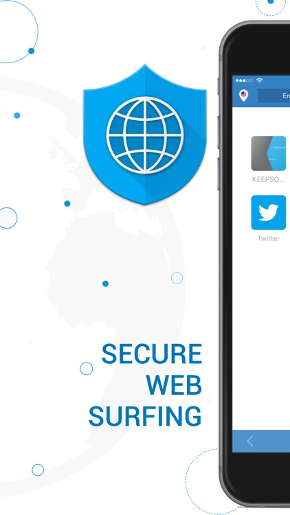 Private Browser - Anonymous VPN Proxy Browser
