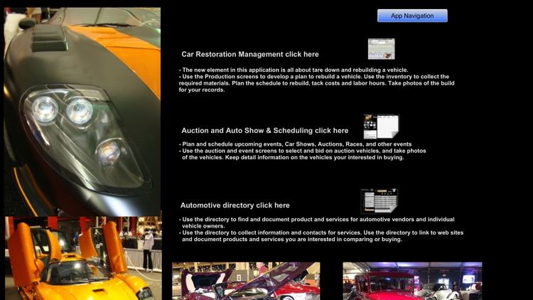 Car Restoration Manager Pro