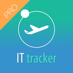 IT Tracker PRO : Live Flight Tracking & Status