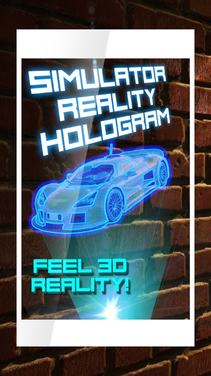 Simulator Reality Hologram