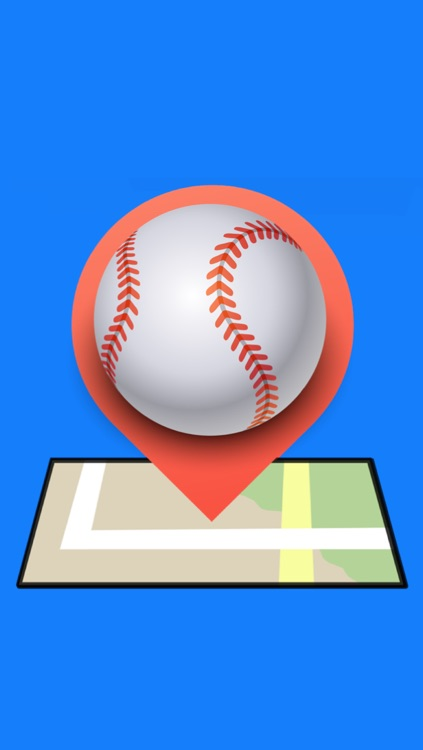 Baseball Field Finder screenshot-0