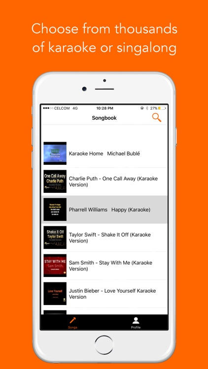 Shay Sing It: Sing Karaoke from YouTube by Citizen Tree Sdn