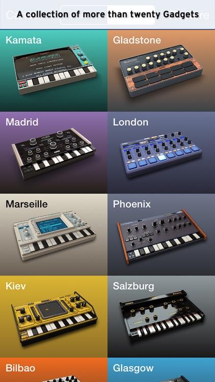 KORG Gadget screenshot-3