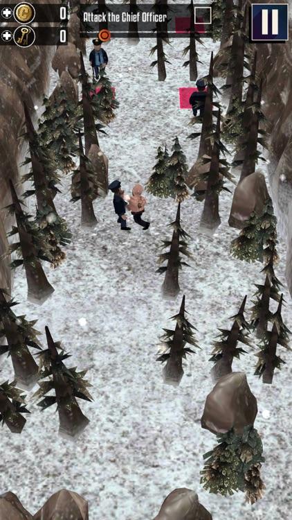Winter Fugitives 2: Chronicles screenshot-3