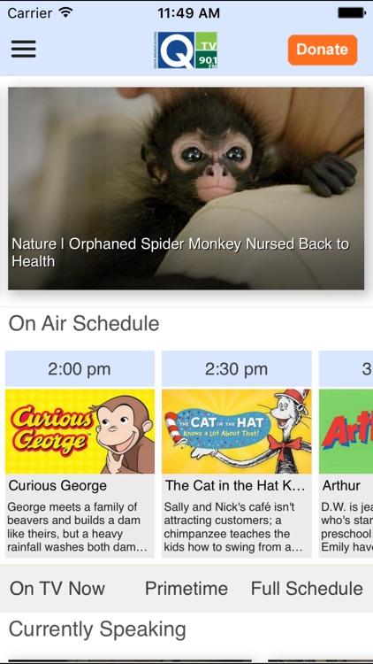 Delta Broadcasting App screenshot-3