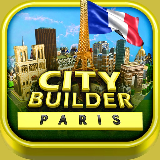 CITY BUILDER - PARIS icon