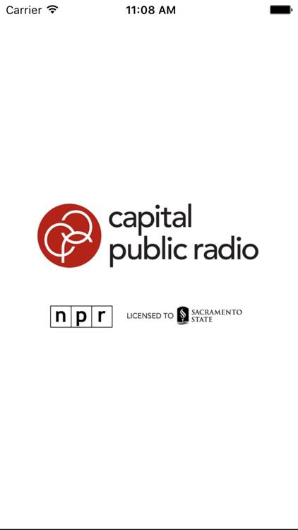 Capital Public Radio App