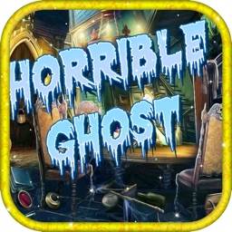 Horrible Ghost - Hidden Objects game for kids and adults
