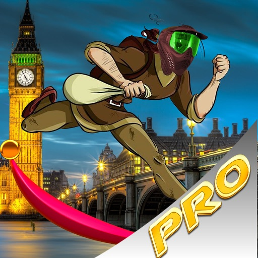 Amazing City Theft PRO - The Best Jumping Game