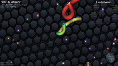 Slither Editor - Rarest Snakes Skins Unlocked for Slither.io Screenshot on iOS